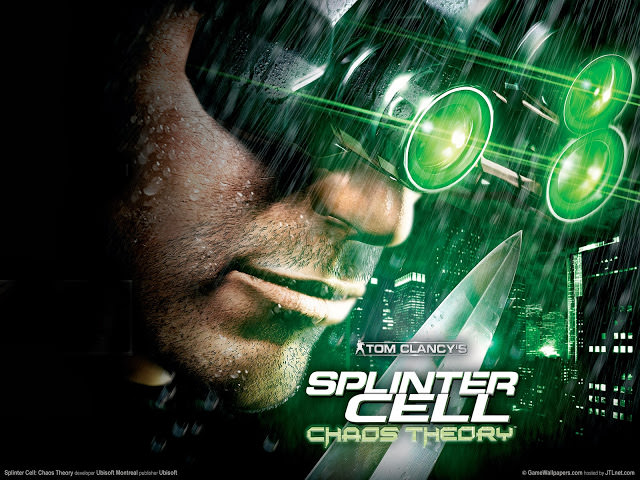 Splinter Cell Chaos Theory Rip PC Game Free Download 694 MB