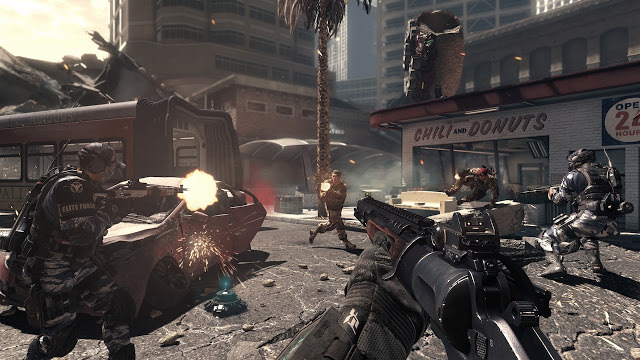 Call of Duty Ghosts Cracked Rip PC Game Free Download