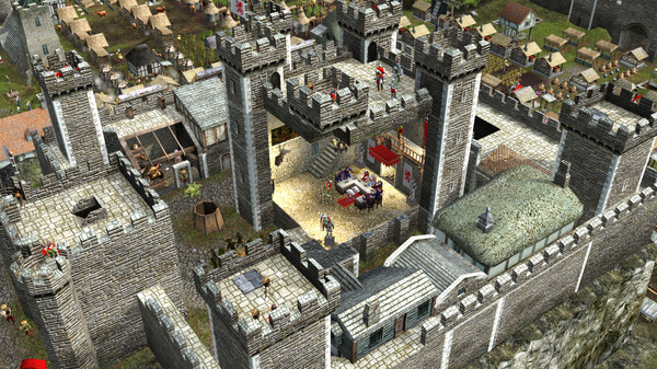 Stronghold 2 Steam Edition Game Direct Link | PC Games Full
