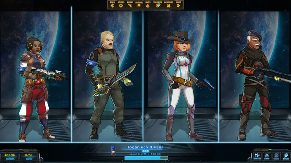 Star Traders: Frontiers Brood PC Game