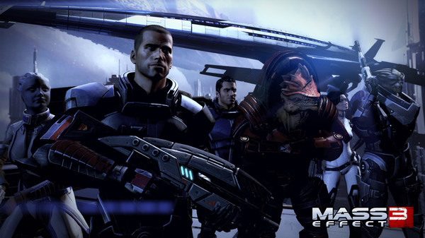 Ending to Mass Effect 3
