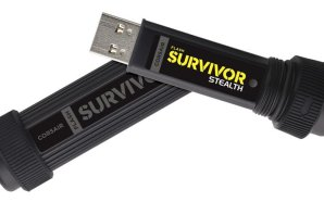 Review – Corsair Survivor Stealth 128 GB