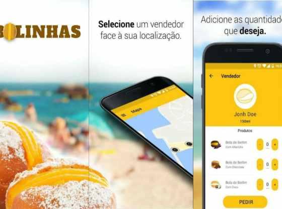Bolinhas app