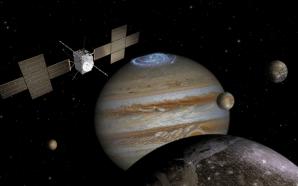 Missão JUICE irá explorar Júpiter e as suas luas