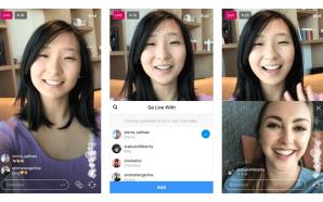 Instagram testa novo formato de vídeos em directo