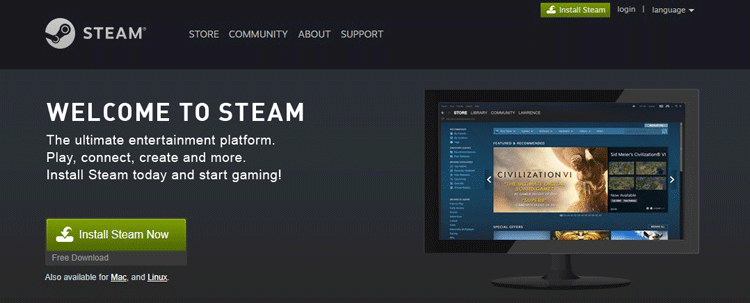 Steam-New
