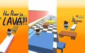 App do Dia – The Floor is Lava