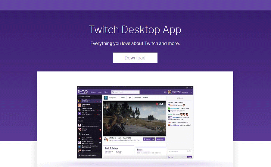 App-Twitch-Desktop