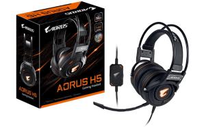 Gigabyte anuncia o headset de gaming Aorus H5