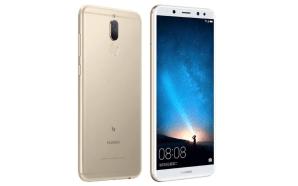 Será este smartphone o Huawei Mate 10 Lite?