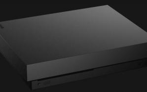 Xbox One X já está disponível para pré-encomenda nas lojas…