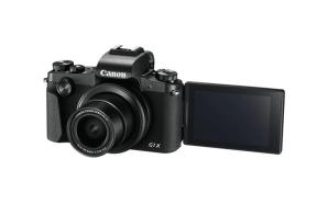 Canon anuncia a PowerShot G1 X Mark III