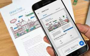 Transforme o seu smartphone num scanner