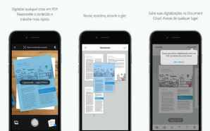 App do Dia – Adobe Scan. Digitalizador de PDF, OCR