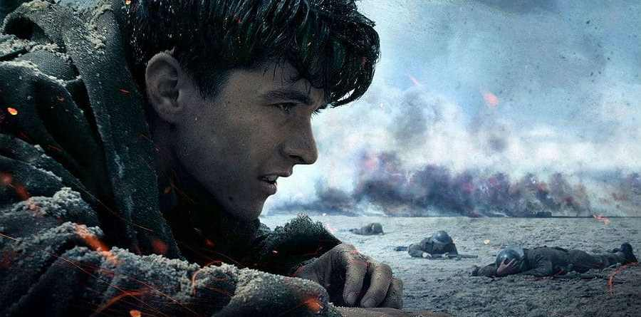 Dunkirk top filmes descarregados
