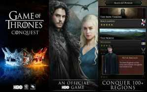 App do Dia – Game of Thrones: Conquest