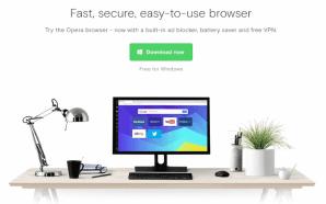 Opera Browser Center