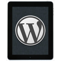 WordPress-iPad