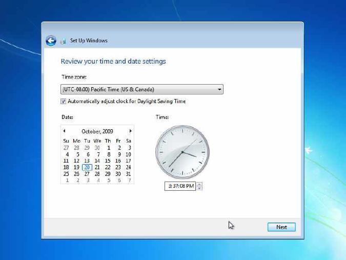 Windows 7 Xp Install 25