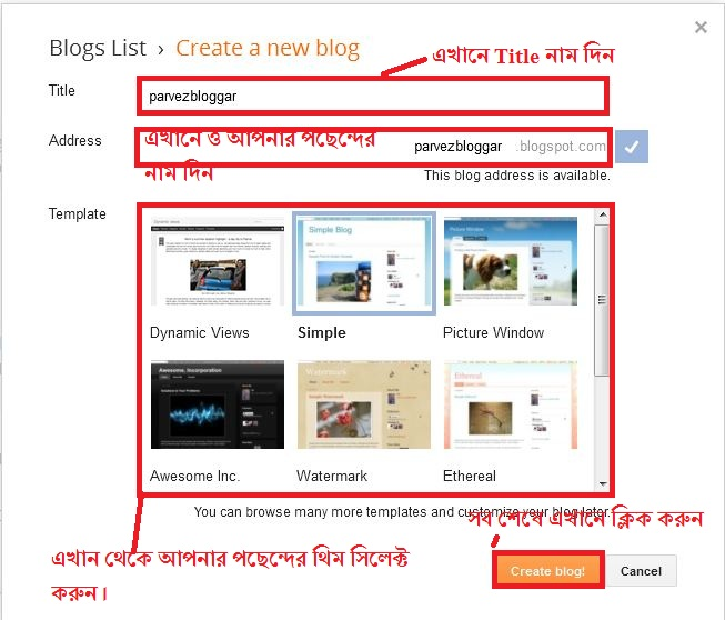 4 bloggar