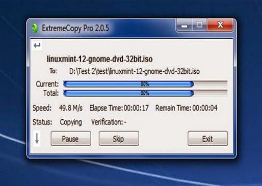 ফ্রি তে নিন ExtermeCopy Pro 2.3.4 License key সহ আর পিসিতে ফাইল কপি করুন আরো দ্রুত