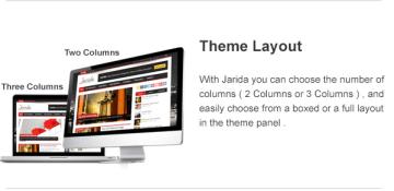 theme layout