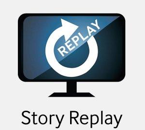 smart story replay