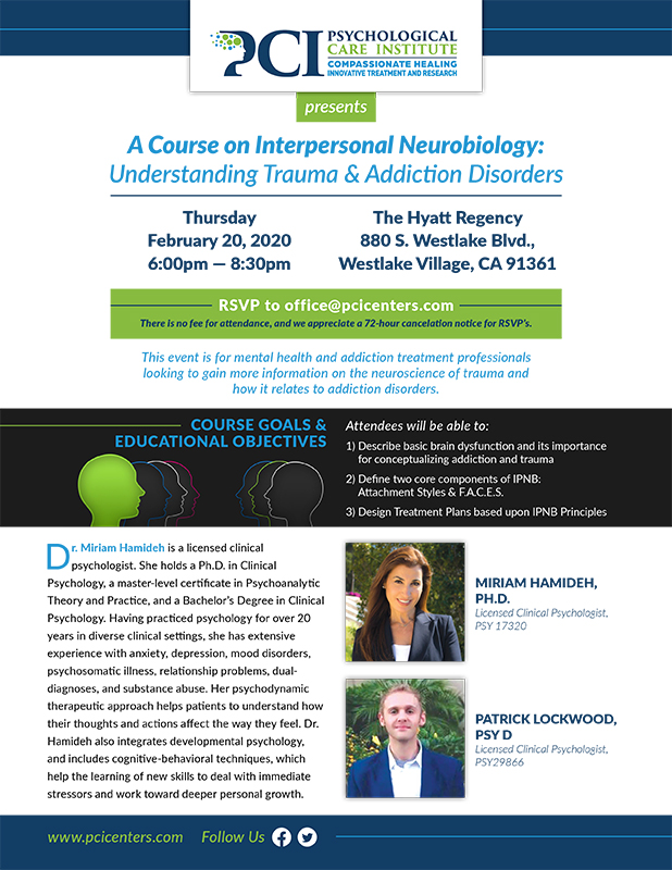 a course on interpersonal neurobiology