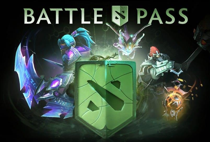 Dota 2s Fall 2016 Battle Pass Arrives Next Update Dated