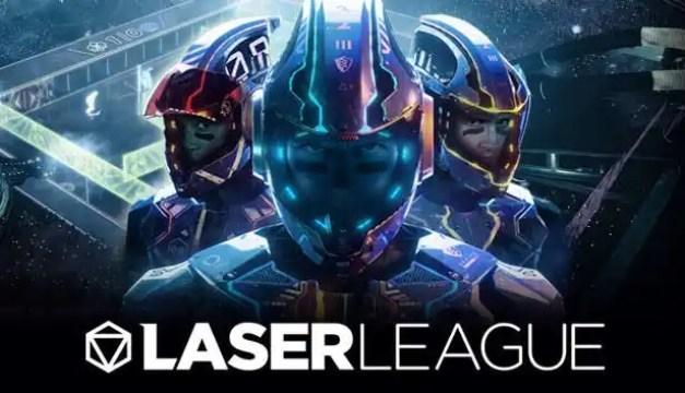 Resultado de imagem para Laser League