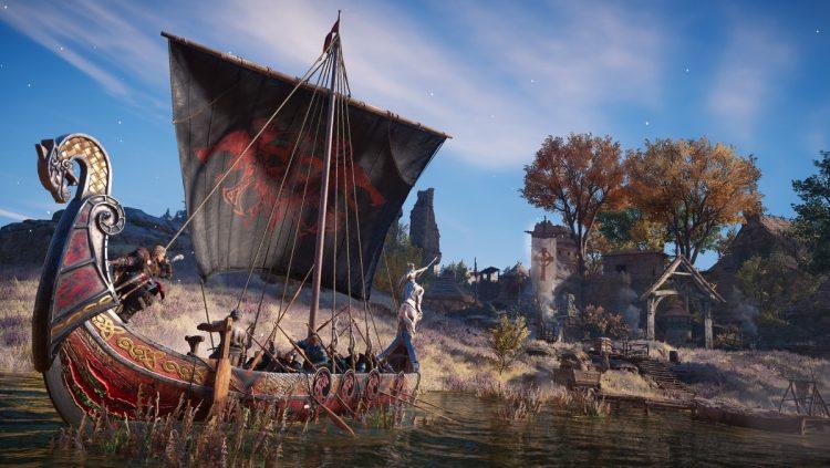 Assassin's Creed Incursiones en el río Valhalla