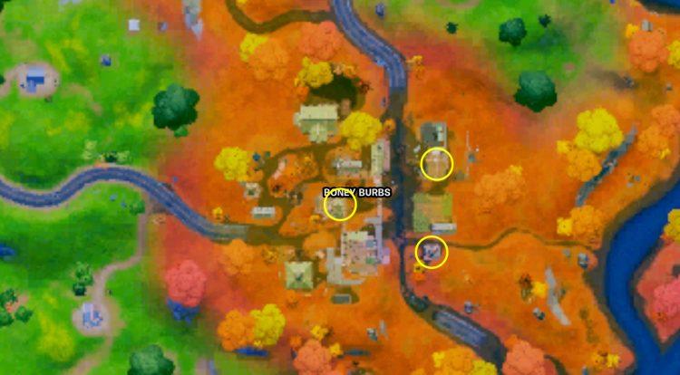 Fortnite Artifacts Challenge Tarana