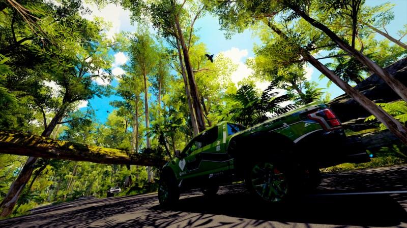 Ubicación del mapa de Forza Horizon 5 Selvas tropicales de Puerto Rico