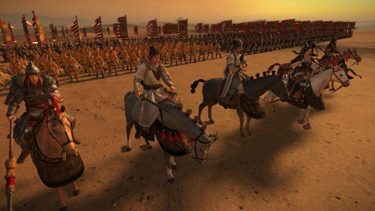 Nuevo juego de Total War Three Kingdoms Creative Assembly 3