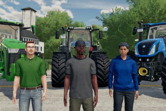 Farming Simulator 22 akan mendapatkan dukungan cross-play