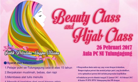 Beauty and Hijab Class