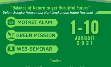 Call of GreenesAction, Cara Pelajar NU Boyolangu Peringati Hari Lingkungan Hidup