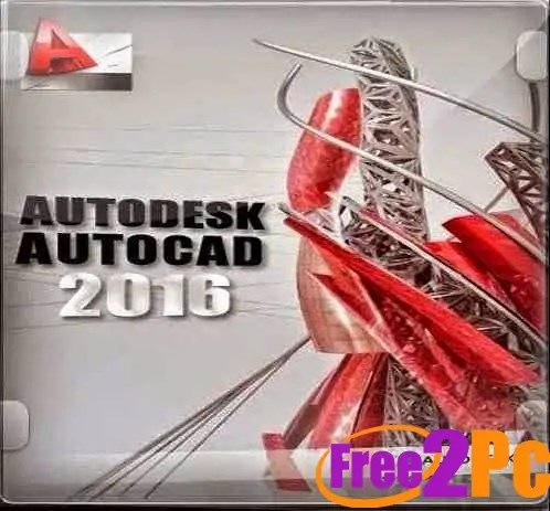 Free Autocad 2016 Full With Crack