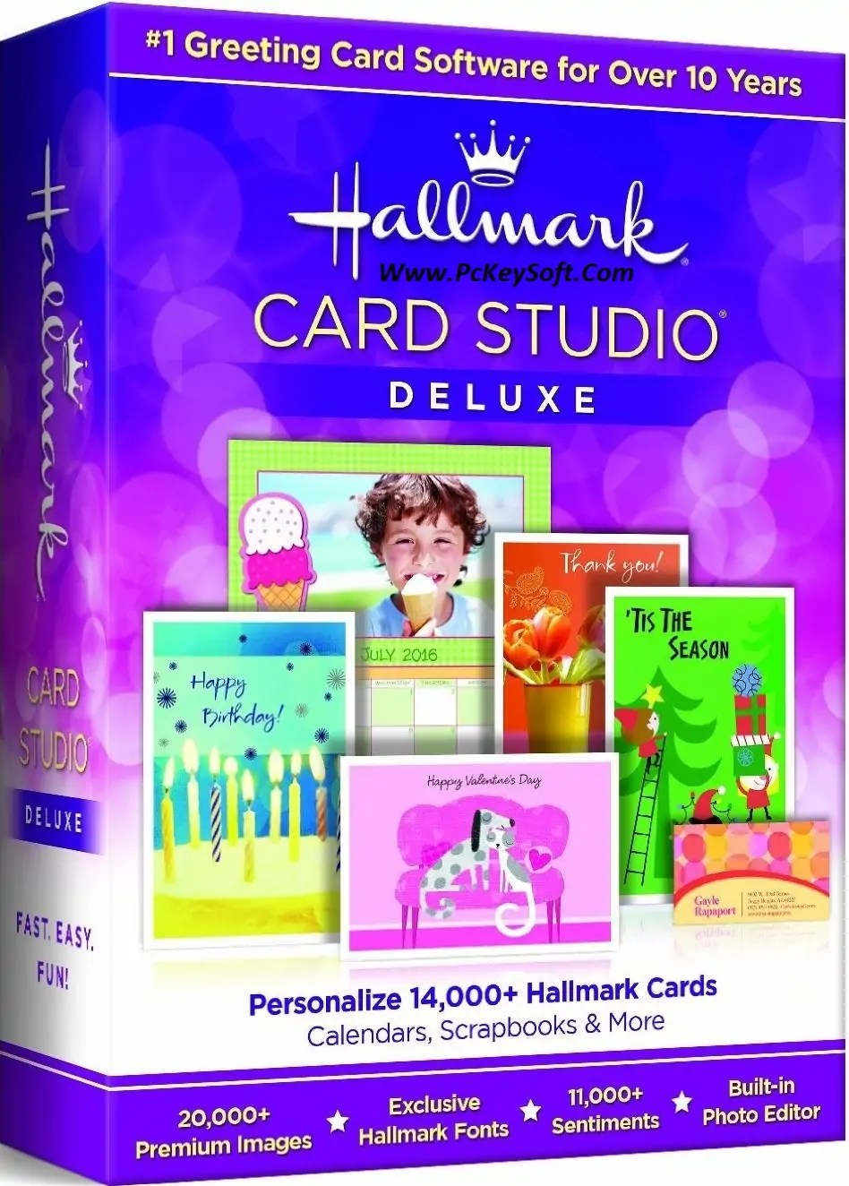 Hallmark Card Studio 2017 Deluxe Crack Serial Number Full Download
