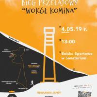 """Już wkrótce – III Prabucki Bieg Przełajowy """"Wokół Komina"""""""