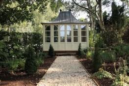 Garden building in Ascot