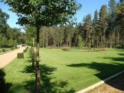 Hampshire groundworks finished