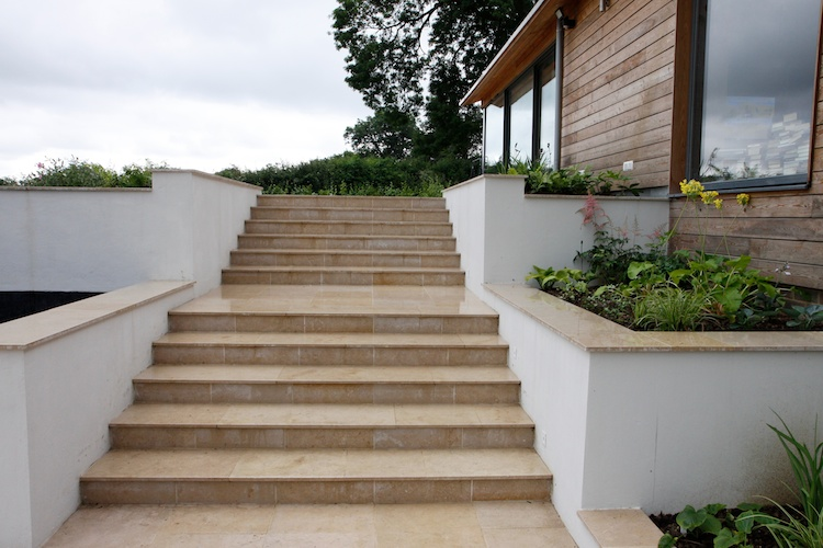 Steps in Hampshire
