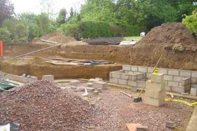 sandstone paving