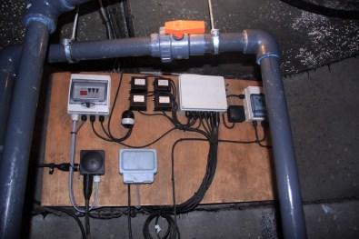 Electrics for pumps
