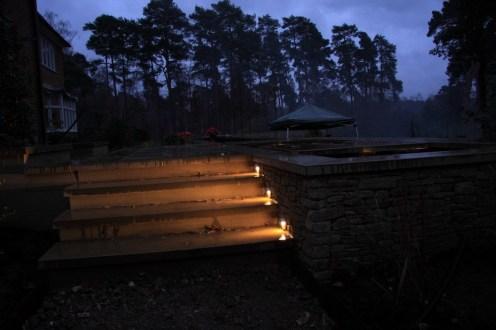 Lighting for steps