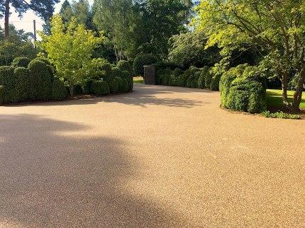 Resin driveway Farnham