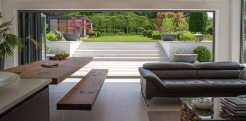 Award Winning Contemporary Garden Design in Surrey