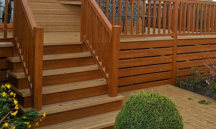 Traditional Timber Veranda Installer In Leigh Lancashire