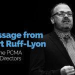 Stuart Ruff-Lyon, PCMA 2020 Board Chair